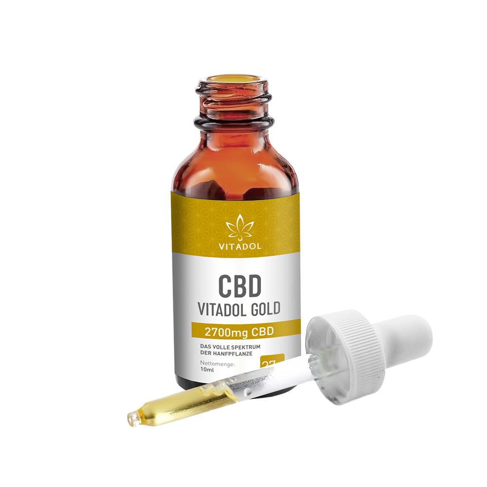 CBD Öl Vitadol Gold 27%
