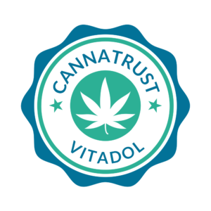 BILD: Vitadol auf Cannatrust